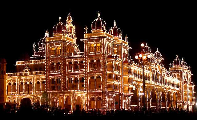 mysore-palace-for-navaratri