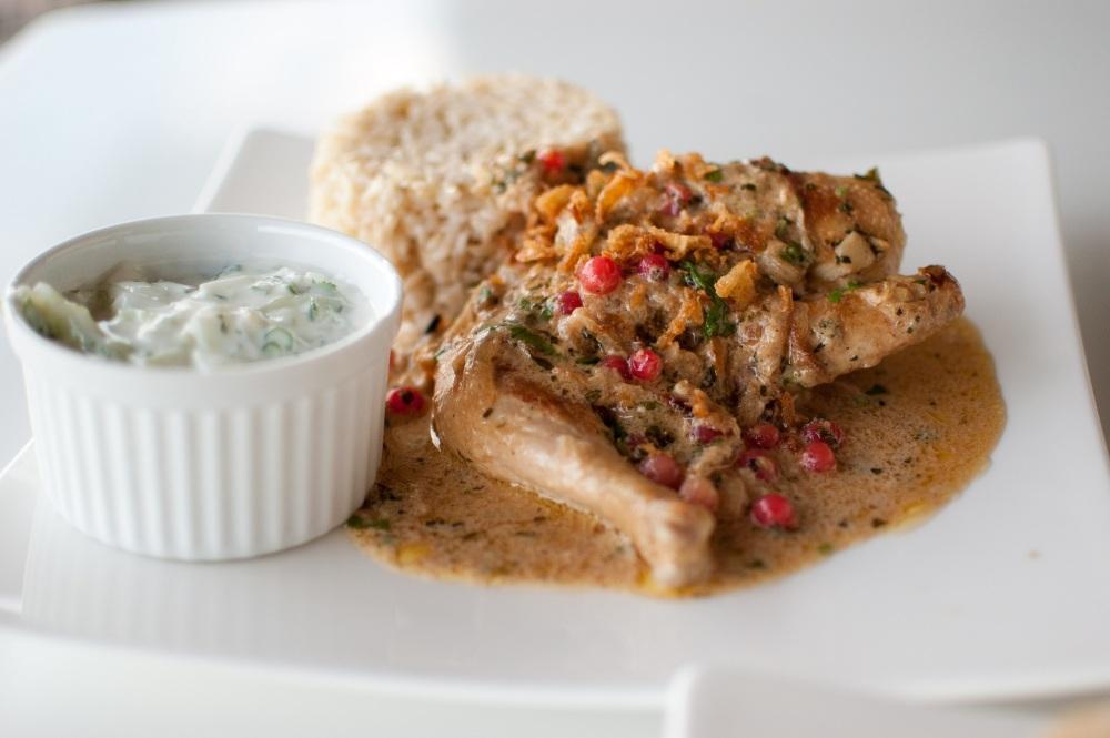 chicken-anardana