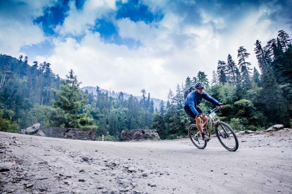 10th Hero MTB Himalaya 2014