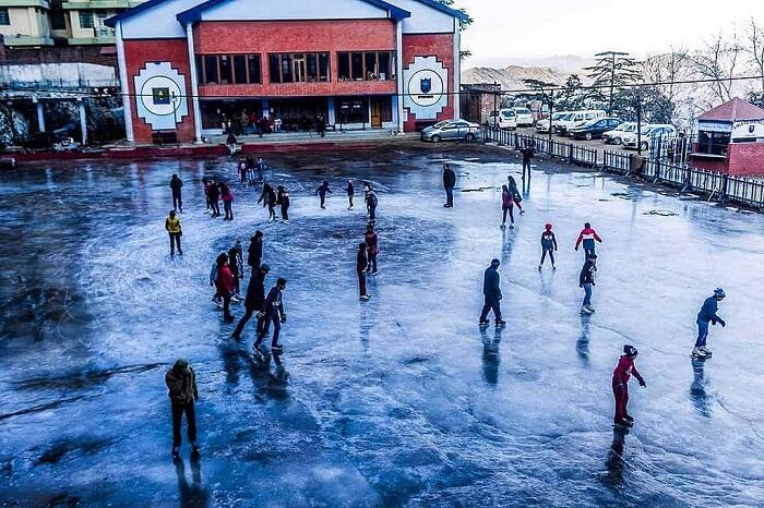skating-rink-shimla