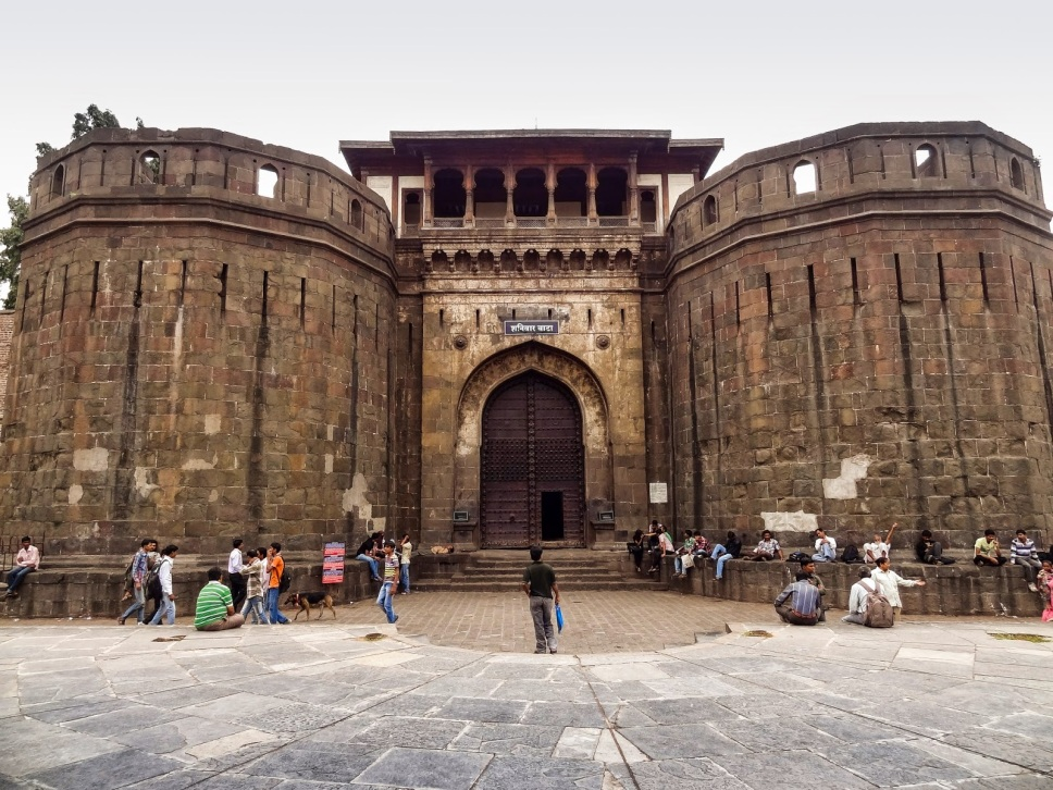Image result for shaniwar wada