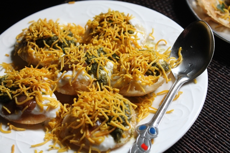 Image result for sev puri