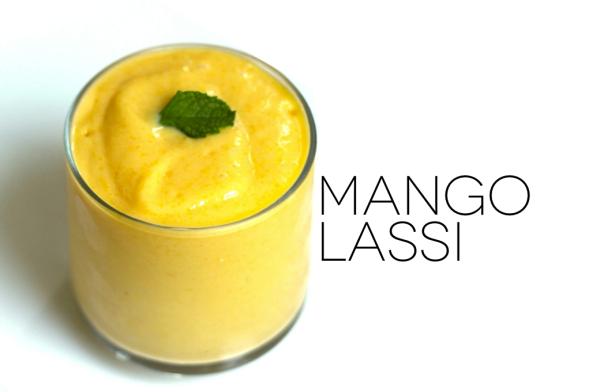 Image result for mango lassi
